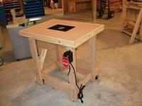 Router Table Complete 1